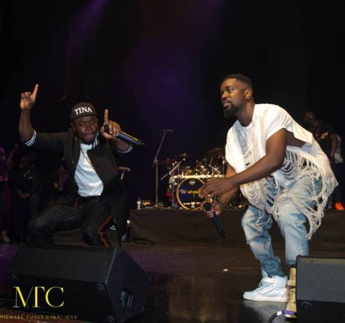 Sarkodie and Fuse ODG