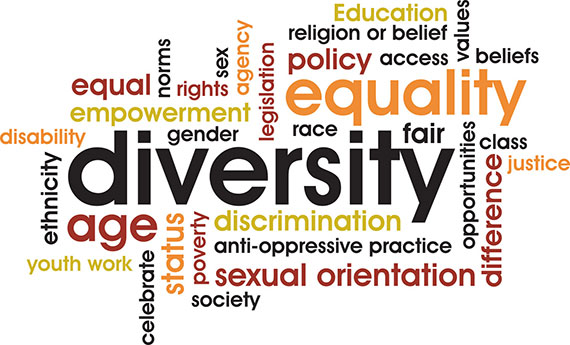 diversity equality for all