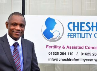 Dr Edi-Osagie - Cheshire Fertility Centre 2