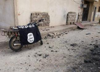 ©Reuters - Islamic State - Daesh - ISIS Flag