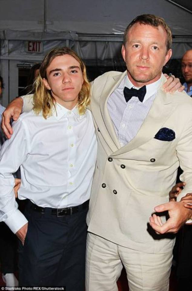 Rocco Madonna Guy Ritchie -2