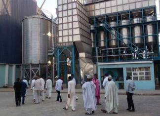 Gov Ambode in Kebbi State Looking at Rice manufacturing infrastructure