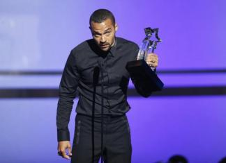 ©NY Daily News|Jesse Williams - BET Awards