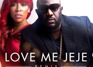 Love Me Jeje Remix Album Art