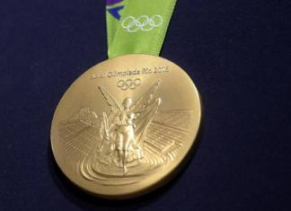 ©Forbes|Rio 2016 Olmpics Gold Medal