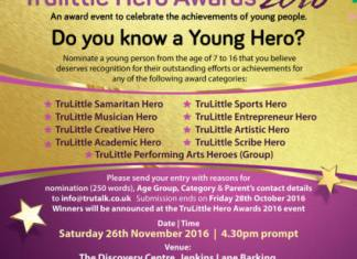 TruLittle Hero Awards 2016
