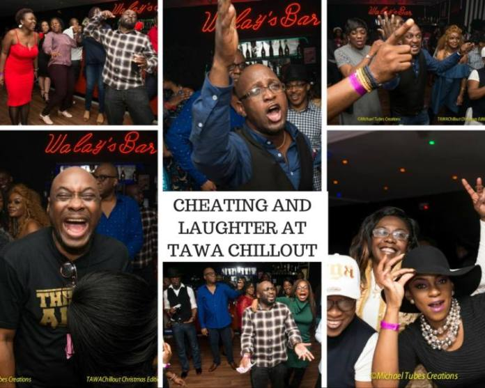 Cheating and Laughter at the TAWA Chillout Christmas Edition