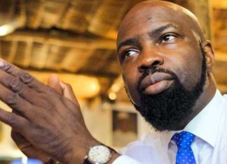 Audu Maikori - CEO of Chocolate City Entertainment