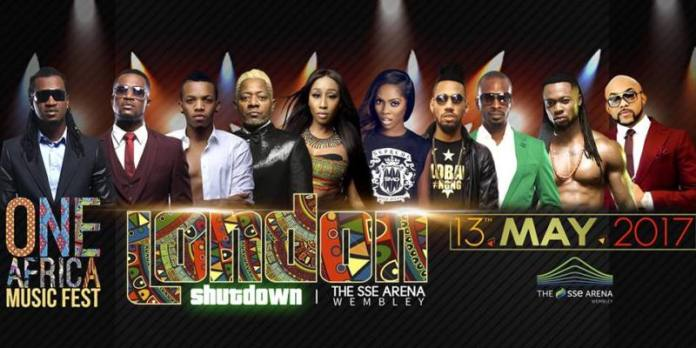 One Africa Music Fest - 13th May 2017