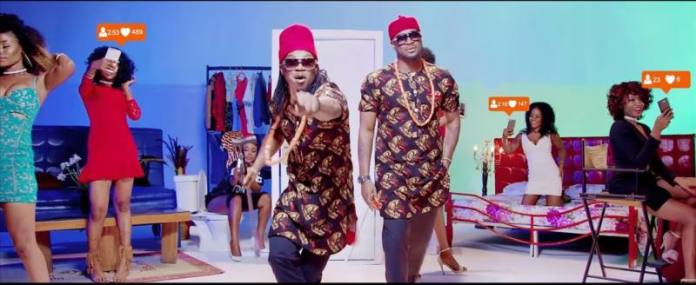 P-Square-Nobody-Ugly-video