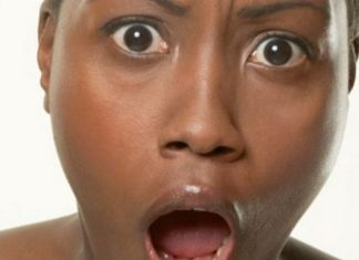 Shocked-black-woman