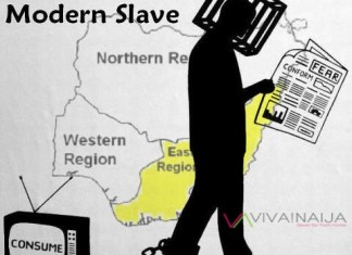 Modern Slavery - media and consumerism - Viva Naija