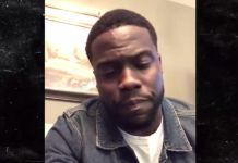 Kevin Hart blackmail issue