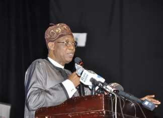 Lai Mohammed - Feature
