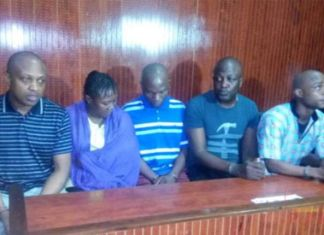 Evans the kidnapper and accomplices