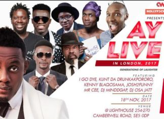 AY Live in London - Feature