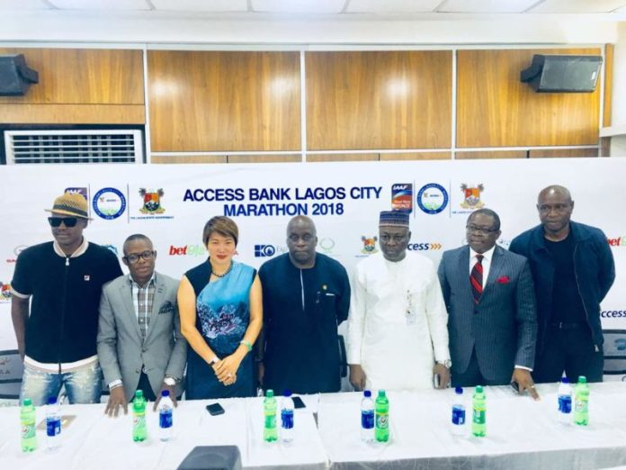 Keypoints of the 2018 Access Bank Lagos City Marathon Press Conference 3