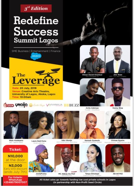 Redefine Success Summit - 3rd Edition