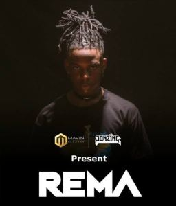 Mavin Records Introduces New Artist Rema