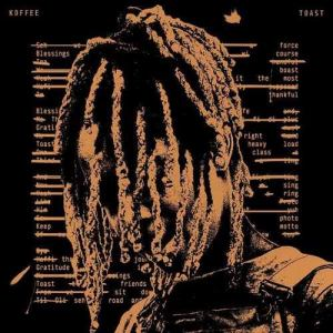 Koffee - Toast songs you should have on your playlist