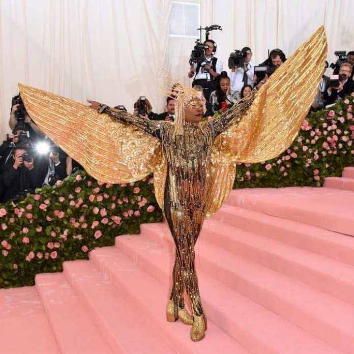 Billy Porter 2- Met Gala 2019