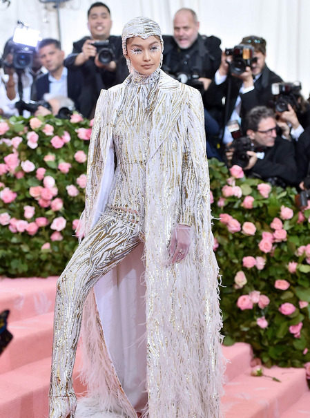Gigi Hadid - Met Gala 2019 - Getty Images