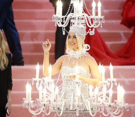 Katy Perry - Met Gala 2019- Getty Images