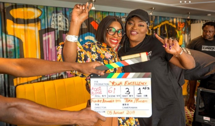 hqdefault Official Trailer for Funke Akindele Directorial Debut, 'Your Excellency' Out Now!