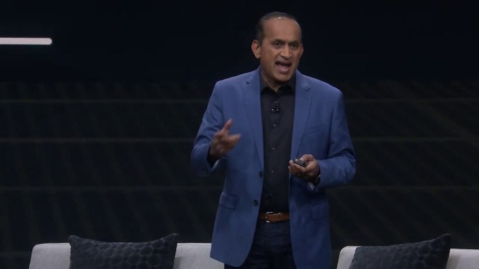 Sanjay Poonen - Chief Operating Officer, Customer Operations - VMware at the VMworld 2019