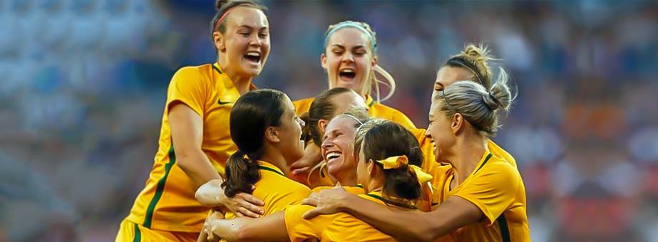 Acuerdo histórico: Australia cierra brecha salarial entre selección femenina y masculina de fútbol
