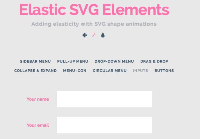 ElasticSVGElements