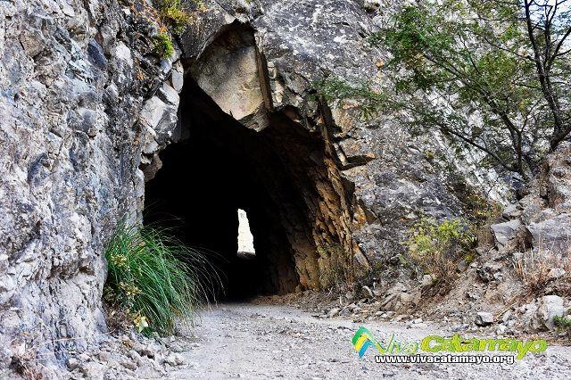 Túnel  de Chichaca