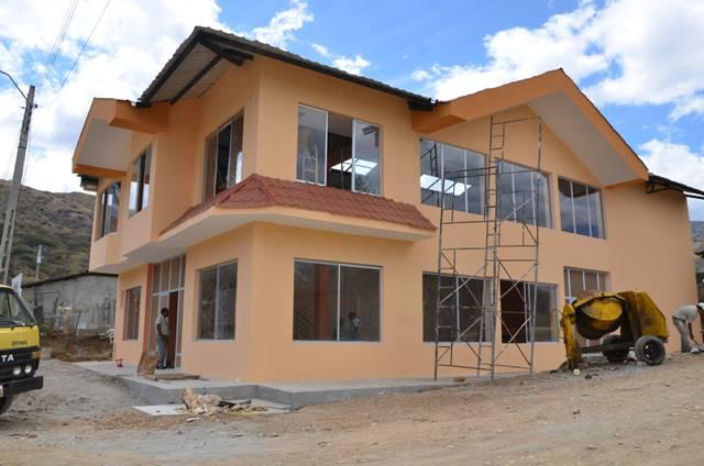 Casa del Seguro social campesino de El #Tambo