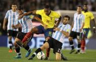 Argentina vs Ecuador 0-2 GOLES RESUMEN Eliminatorias 2015