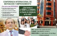 Forever Living Products Catamayo, Ofrece conferencia