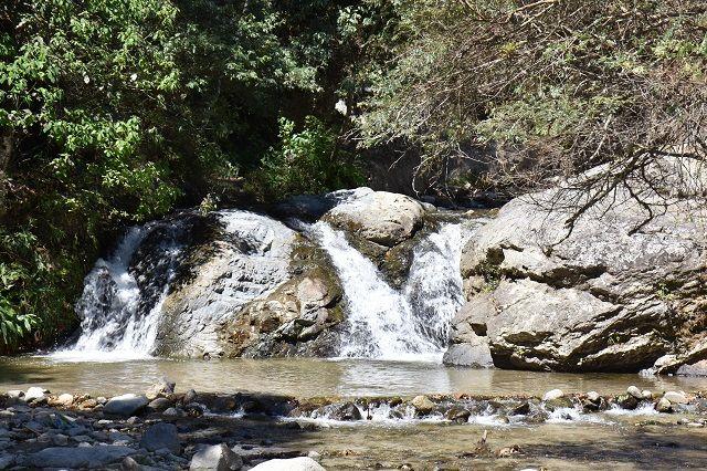 Cascada la Era - El Tambo -bocatoma1