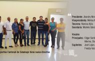 Liga deportiva Cantonal de Catamayo tiene nueva directiva