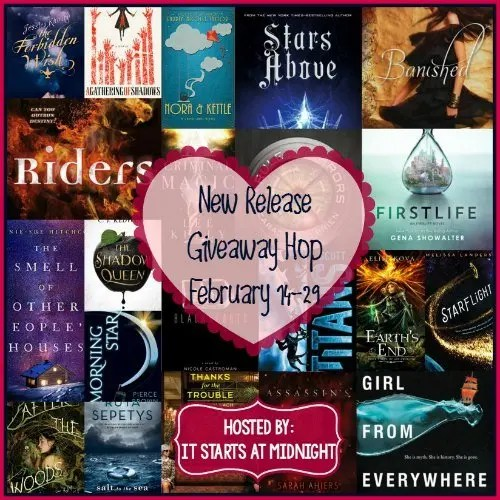September New Release Hop | #Giveaway