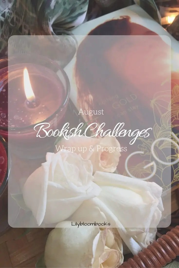 august bookish challenges