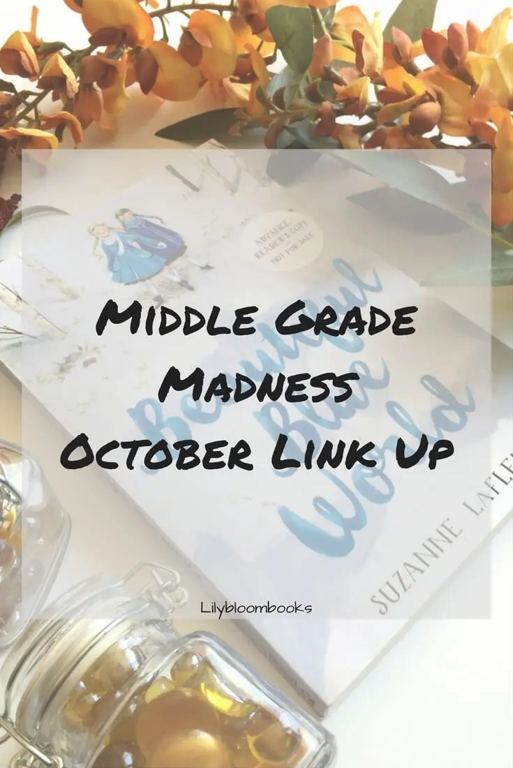 Middle Grade Madness // October Link Up