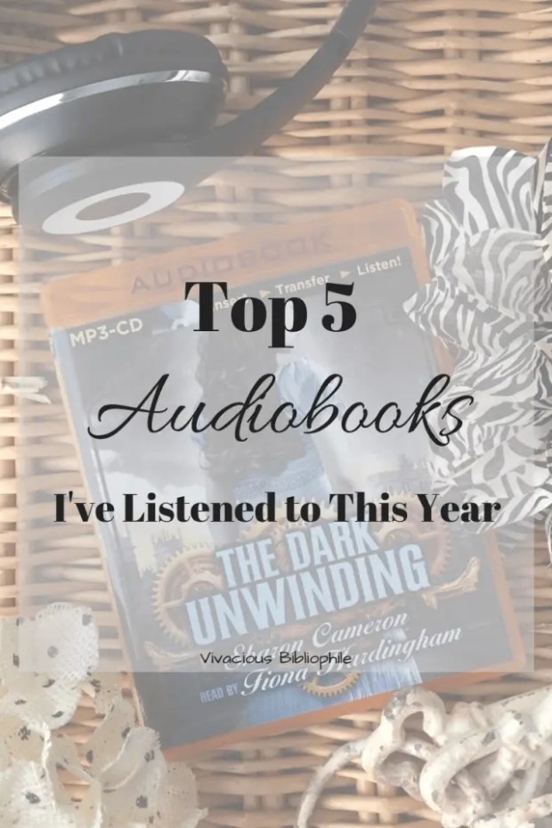 top 5 audiobooks