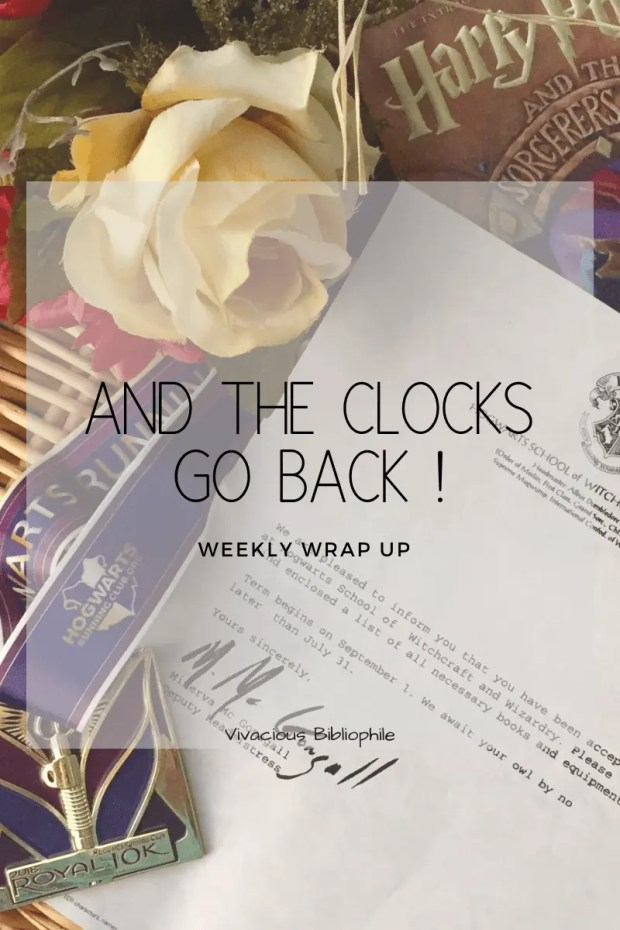 and the clocks go back