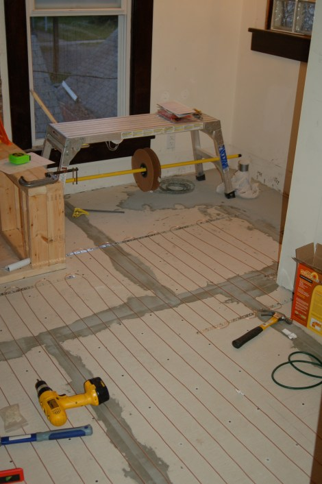 Heated Floor 03