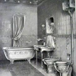 Electric Chair Was Invented By Best Modern High Chairs 2017 Victorian Bathrooms : A History Lesson – Vivacious