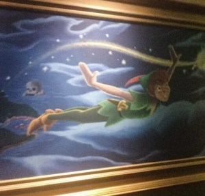Peter Pan's Flight. Vivacious Views. Disney Blog