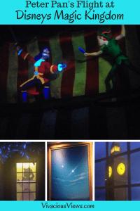 Peter Pan's Flight. Vivacious Views