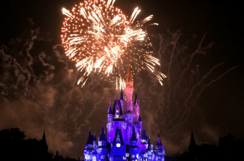 100 Days Until Disney World