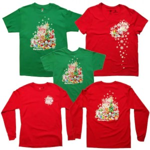 Must-Do List for Mickey's Very Merry Christmas Party. Exclusive Merchandise. Vivacious Views
