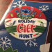 Stitch's Holiday Gift Hunt Passport. Vivacious Views. Disney Blog