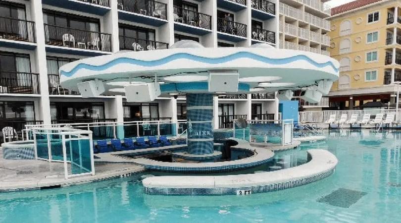 Hotel Blue in Myrtle Beach
